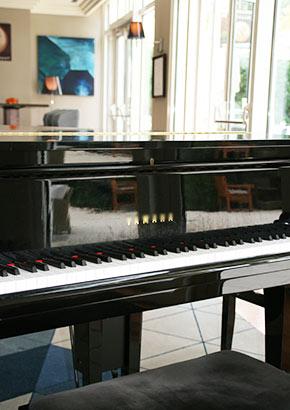 Bar le Blue Note au Vichy Spa Hôtel Les Célestins*****