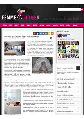 Femme Attitude.com - Votre magazine tendance et branché !