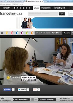 Programme santé détox Vichy Spa Hôtel : purification du corps