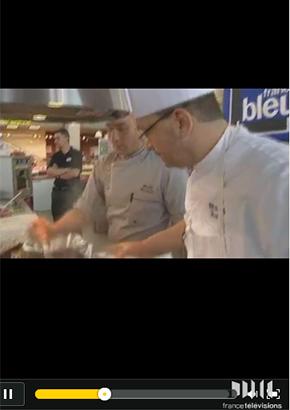Chef cuisinier et Chef pâtissier Vichy Spa Hôtel Les Célestins