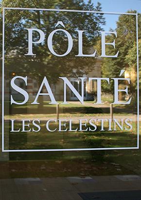 Spa Hôtel de santé, Pôle Santé les Célestins (Vichy, France)