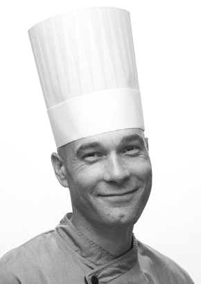 Sébastien Bonnamour - Chef pâtissier du Vichy Spa Hôtel Les Célestins