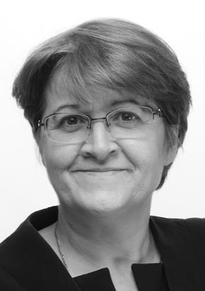 Sylviane Thomas, gouvernante au Vichy Spa Hôtel Les Célestins (Auvergne)