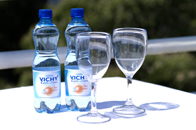 Eau Vichy Célestins