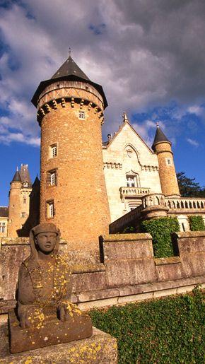 Château de Busset - Allier - Auvergne
