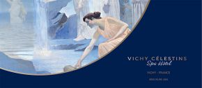 Brochure VICHY SPA HOTEL IN FRANCE