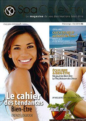 Spa Collexion - Le magazine de vos destinations bien-être