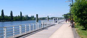 Vichy Lac d'Allier : détente, sports nautiques