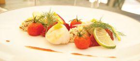 Atelier diététique, Chef de cuisine du Vichy Spa Hôtel Les Célestins
