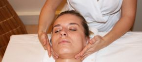 Massage visage relaxant - Vichy Thermal Spa Les Célestins