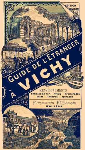 Art - Guide Vichy 1893