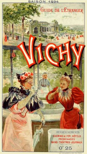 Art - Guide Vichy 1894