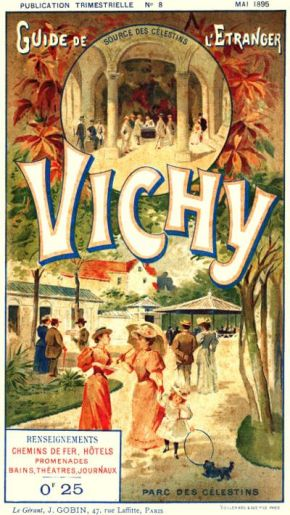 Art - Guide Vichy 1895