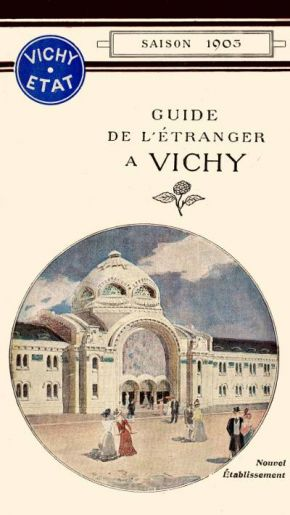 Art - Guide Vichy 1903