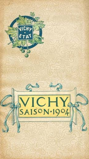 Art - Guide Vichy 1904