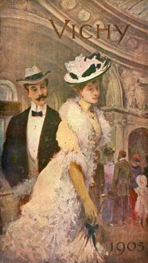 Art - Guide Vichy 1905