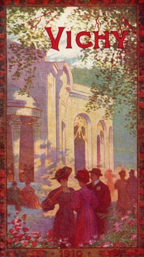 Art - Guide Vichy 1910