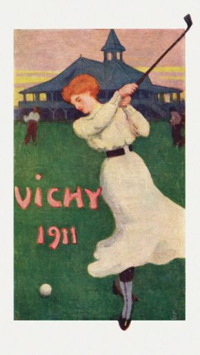 Art - Guide Vichy 1911