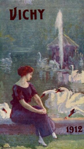 Art - Guide Vichy 1912