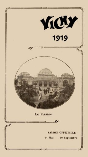 Vichy Guide for foreigners – Season 1919