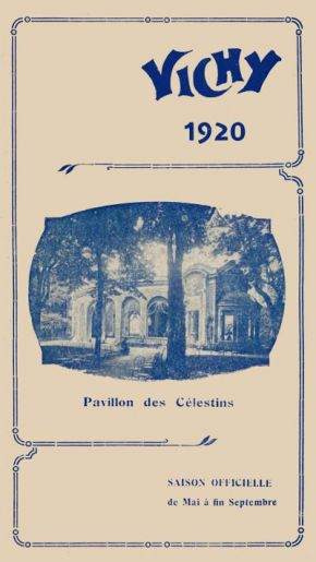 Vichy Guide for foreigners – Season 1920
