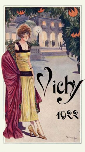 Vichy Guide for foreigners – Season 1922