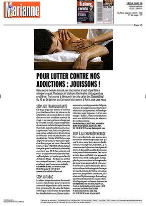 Marianne : Digital Detox Vichy