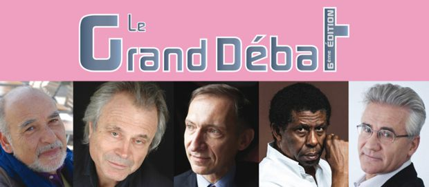 Grand débat 2016 Vichy