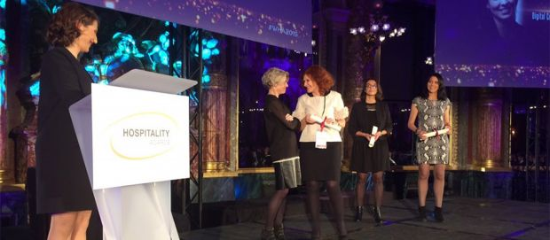 HOSPITALITY AWARDS 2015 - Innovation bien-être