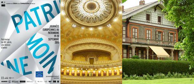 Journée du patrimoine 2015, Vichy (Auvergne)