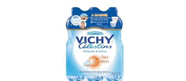 Gagnez une cure de remise en forme au Vichy Spa Les Célestins***** !