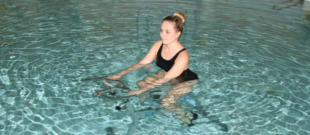 Cours collectif d'aquasport, aquagym - Vichy Thermal Spa Les Célestins