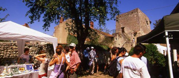 Programme des sorties dans le département de l'Allier (Auvergne)
