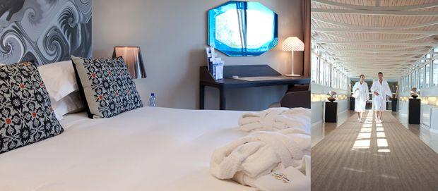 Spa Hotel in France, Spa de luxe en France