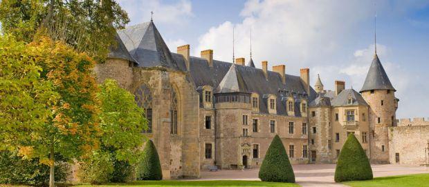 Visite du château de la Palice - Auvergne, Allier