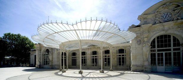 Le majestueux Opéra de Vichy !