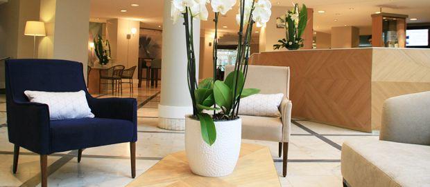Le Lobby, la porte d'entrée du bien-être - Vichy Spa Hôtel Les Célestins*****