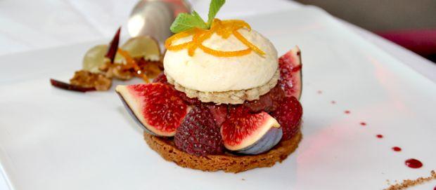 Recette figues et citron Hôtel Les Célestins 5*, Chef pâtissier