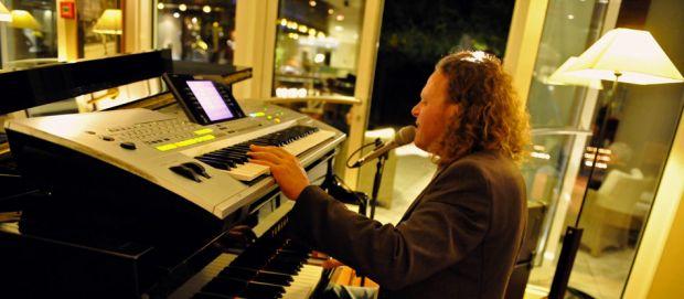Soirée bar le Blue Note Vichy, Hôtel Les Célestins 5 étoiles (hôtel de luxe)
