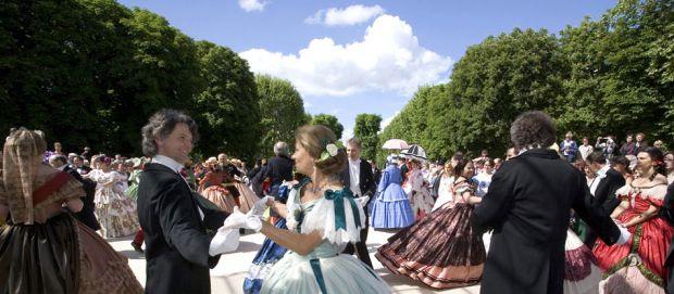 Vichy fête Napoléon III du 27 au 29 avril 2012