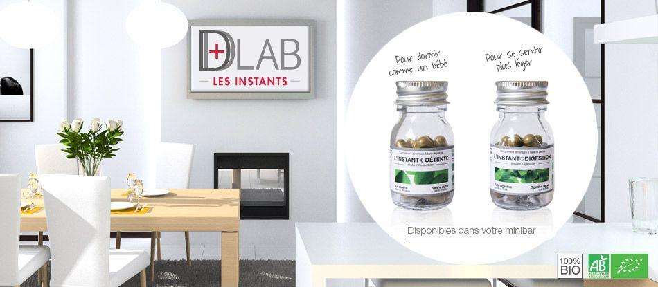 D-LAB : Les Instants Digestion & Détente, Hôtel Les Célestins (Vichy)