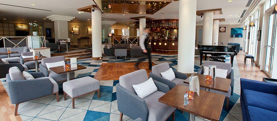 Vichy Bar le Blue Note, Hôtel les Célestins à Vichy