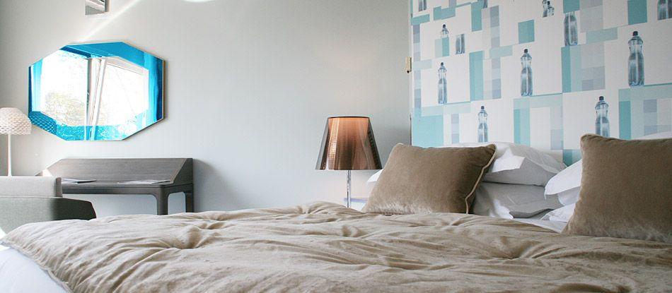 Calme et repos : nouvelle chambre Deluxe Hôtel de luxe Vichy Auvergne