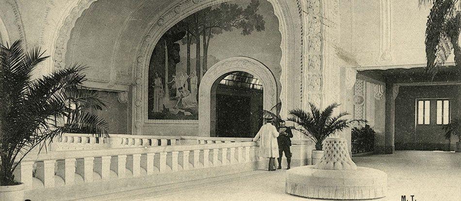 Grand établissement thermal de Vichy : histoire de la détoxication à Vichy