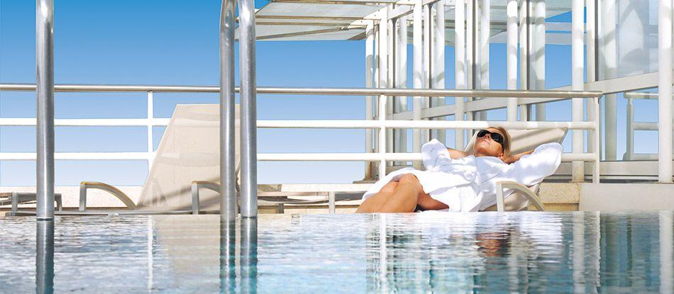 hôtel 5 étoiles avec piscine Vichy, Auvergne