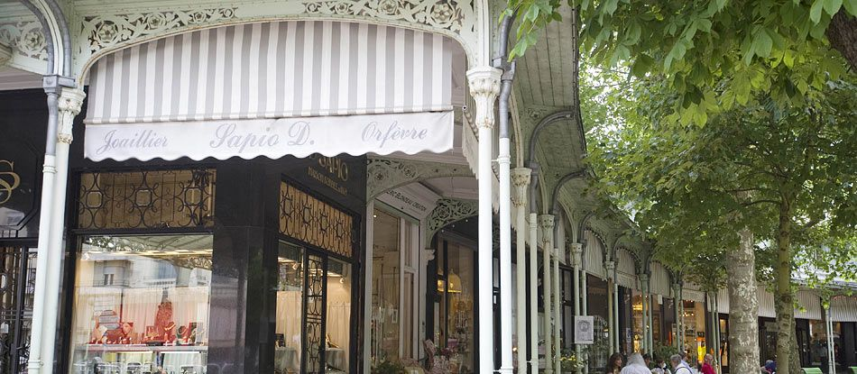 Vichy et ses belles boutiques