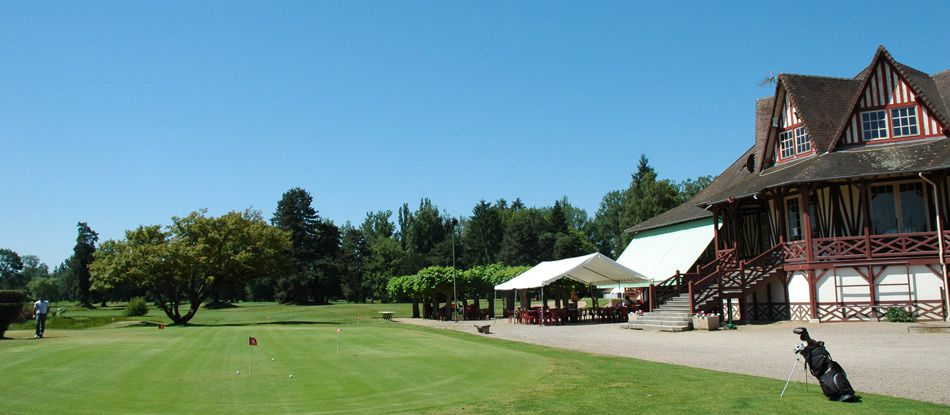 Golf Sporting Club de Vichy : weekend golf hotel spa Auvergne, Vichy