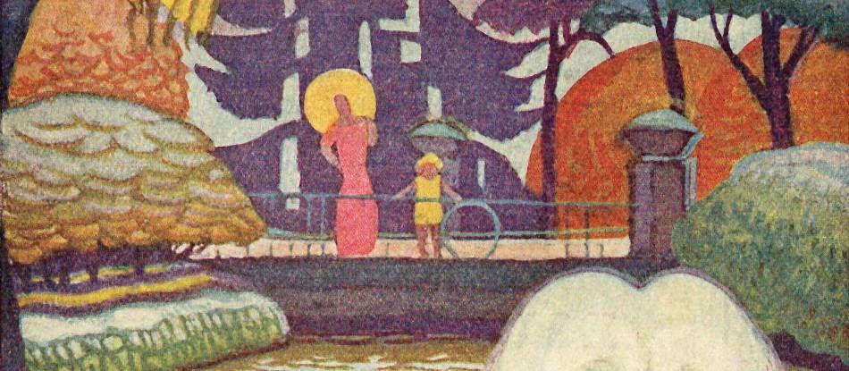 Découvrez des dessins relatant des années folles à Vichy