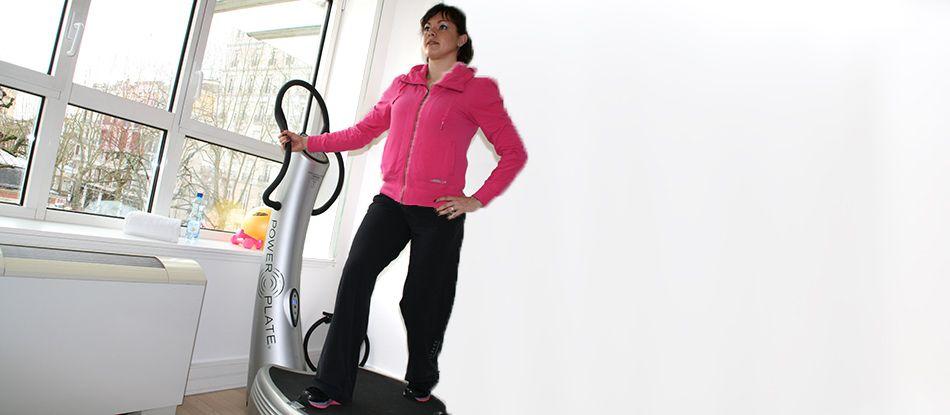 Séance Power Plate Vichy Spa Hôtel Les Célestins***** : combattre la cellulite