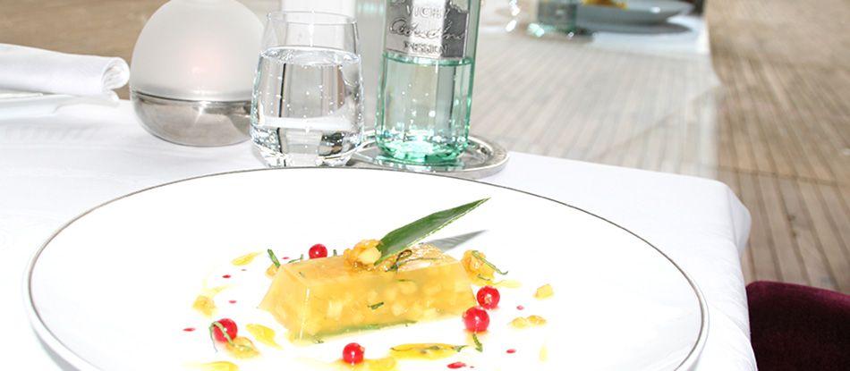 Recette de terrine d'ananas - Chef pâtissier Sébastien Bonnamour
